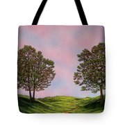 Colors Of Dawn Tote Bag