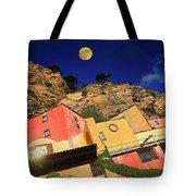 Colors Of Liguria Houses - Facciate Case Colori Di Liguria 3 Tote Bag