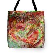 Colors Of Love Tote Bag