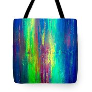 Colors Of My Mind Tote Bag
