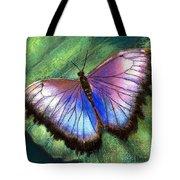 Colors Of Nature - Hunawihr Morpho Tote Bag