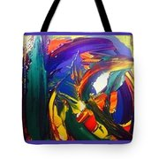 Colors Of Our World Tote Bag
