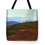 Colors Of Sicily Tote Bag