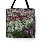Colors Of Summer Tote Bag