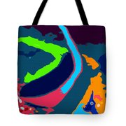 Colors Of The Coral Tote Bag