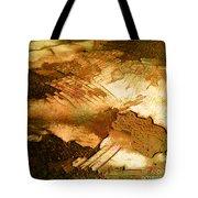 Colors Of The Desert Tote Bag