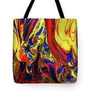 Colors Of The Wind 3 Tote Bag
