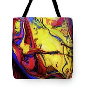 Colors Of The Wind 4 Tote Bag