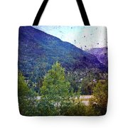 Colors Of Vail Tote Bag