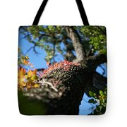 Colors On The Side. Tote Bag