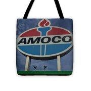 Colossal Amoco Tote Bag