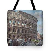 Colosseo Rome Tote Bag