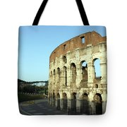 Colosseum Early Morning Tote Bag