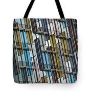 Colour Collage Tote Bag
