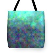 colour impression 1-A rainy summers day Tote Bag