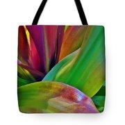 Colour Leaf 2 Tote Bag