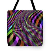 Colour River Tote Bag