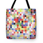 Colour Square Tote Bag