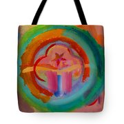 Colour States Tote Bag