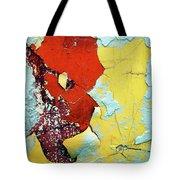 Colour Wars Tote Bag