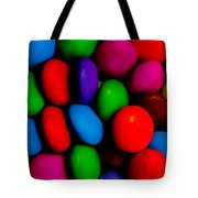 Colourful Abstract Tote Bag
