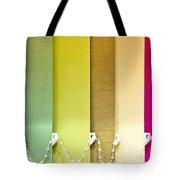 Colourful Blind Tote Bag