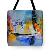 Colourful Christmas Tote Bag