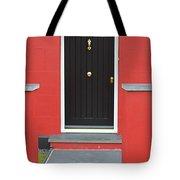 Colourful House Tote Bag