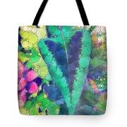 Colourful Leaves Tote Bag