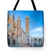 Colourful Siena Cathedral Tote Bag