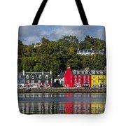 Colourful Tobermory Tote Bag