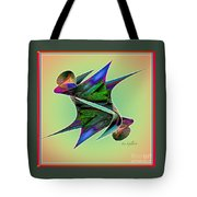Colours 4 Tote Bag