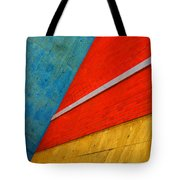 Colours And Shapes Tote Bag