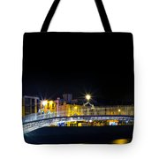 Colours Of The Night Tote Bag