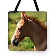 Colt Portrait Tote Bag