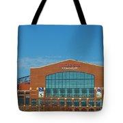 Colts Stadium Tote Bag