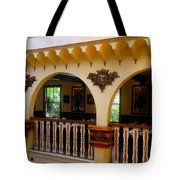 Columbia Restaurant Work Number Three Tote Bag