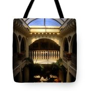 Columbia Restaurant Work Number Two Tote Bag