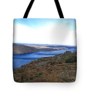 Columbia River 2 Tote Bag