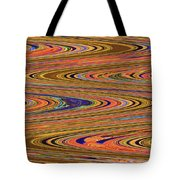 Columbia River Abstract #8045wpsws Tote Bag