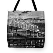 Columbia River Crossing Tote Bag