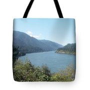 Columbia River Gorge 2 Tote Bag