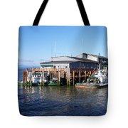 Columbia River Port Tote Bag