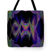 Columbia Tower Vortex 2 Tote Bag