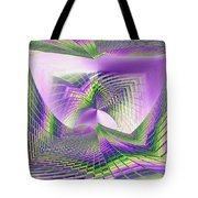 Columbia Tower Vortex 3 Tote Bag
