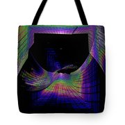 Columbia Tower Vortex Tote Bag