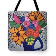 Columbia Valley Grapevine  Tote Bag
