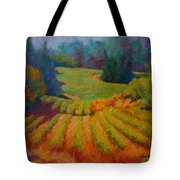 Columbia Valley Vineyard Tote Bag