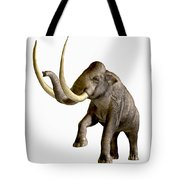 Columbian Mammoth Tote Bag