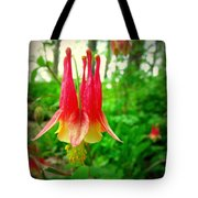 Columbine Tote Bag